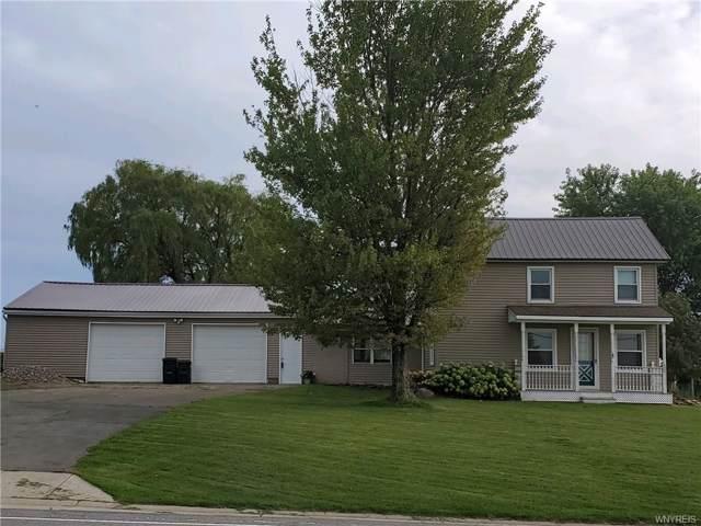 7096 Omphalius Road, Boston, NY 14033 (MLS #B1223764) :: BridgeView Real Estate Services