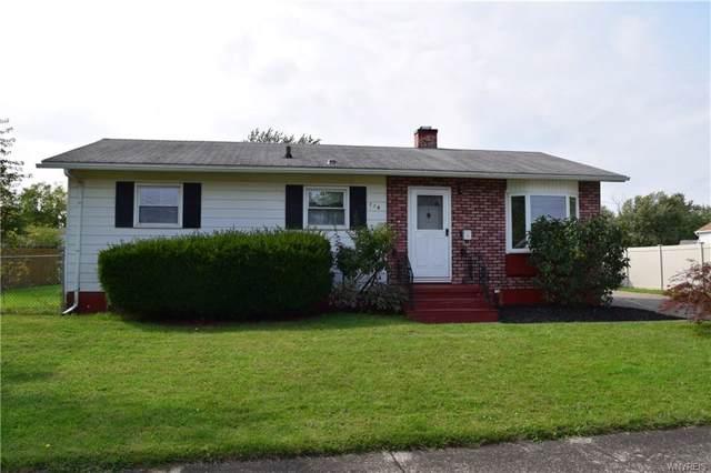 116 Frederick Road, Tonawanda-City, NY 14150 (MLS #B1224776) :: Robert PiazzaPalotto Sold Team
