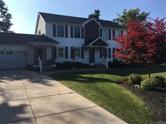 77 Eaglebrook Drive, Orchard Park, NY 14224 (MLS #B1225153) :: The Rich McCarron Team