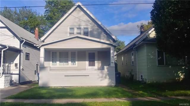 255 Wyoming Avenue, Buffalo, NY 14215 (MLS #B1225254) :: Updegraff Group