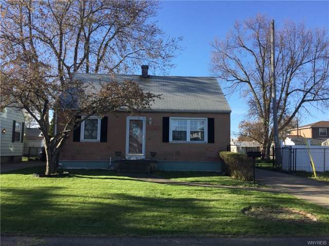 262 Dunlop Avenue, Tonawanda-Town, NY 14150 (MLS #B1225299) :: The Rich McCarron Team