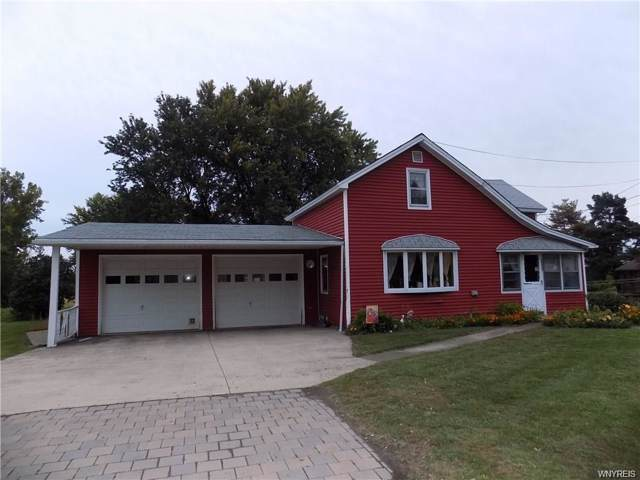 4009 Lower Mountain Road, Cambria, NY 14094 (MLS #B1225315) :: BridgeView Real Estate Services