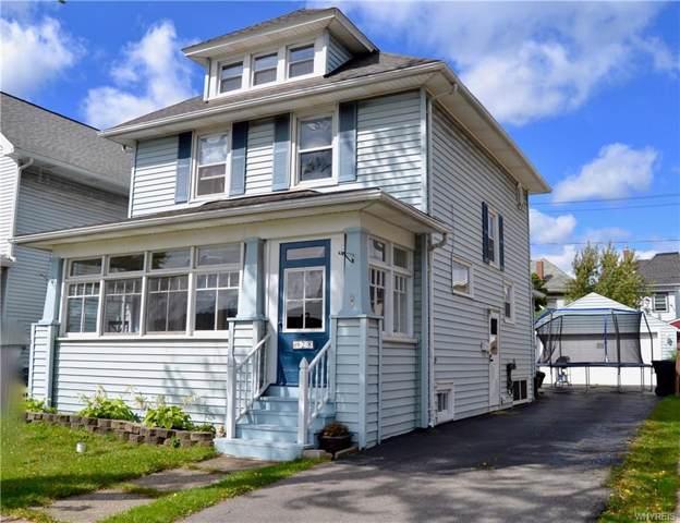 28 E Hazeltine Avenue, Tonawanda-Town, NY 14217 (MLS #B1225355) :: BridgeView Real Estate Services
