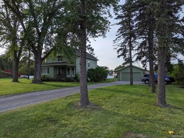 275 Quaker Road, Aurora, NY 14052 (MLS #B1225567) :: The Chip Hodgkins Team