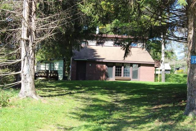 354 West Notch Road Avenue, Wirt, NY 14715 (MLS #B1225601) :: BridgeView Real Estate Services