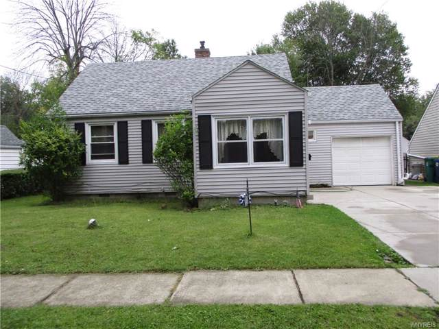 8345 Laughlin Drive, Niagara Falls, NY 14304 (MLS #B1225652) :: BridgeView Real Estate Services