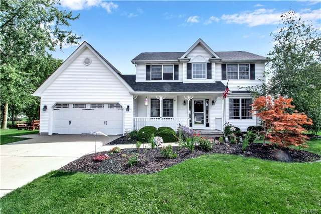 4 Clermont Court, Lancaster, NY 14086 (MLS #B1225735) :: MyTown Realty