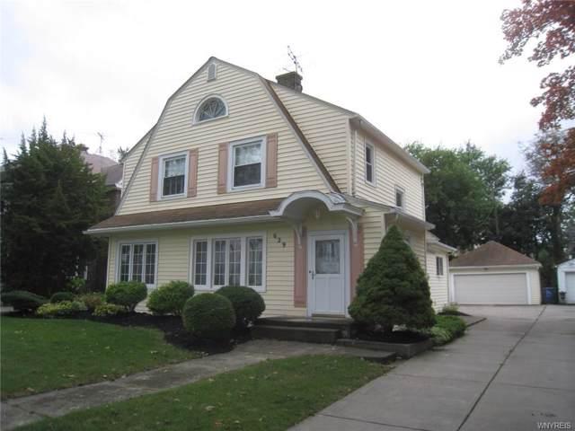 629 Orchard Parkway, Niagara Falls, NY 14301 (MLS #B1225779) :: BridgeView Real Estate Services