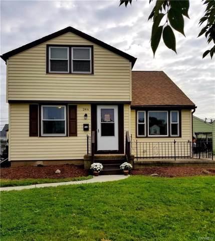 246 Westfall Drive, Tonawanda-Town, NY 14150 (MLS #B1225845) :: BridgeView Real Estate Services