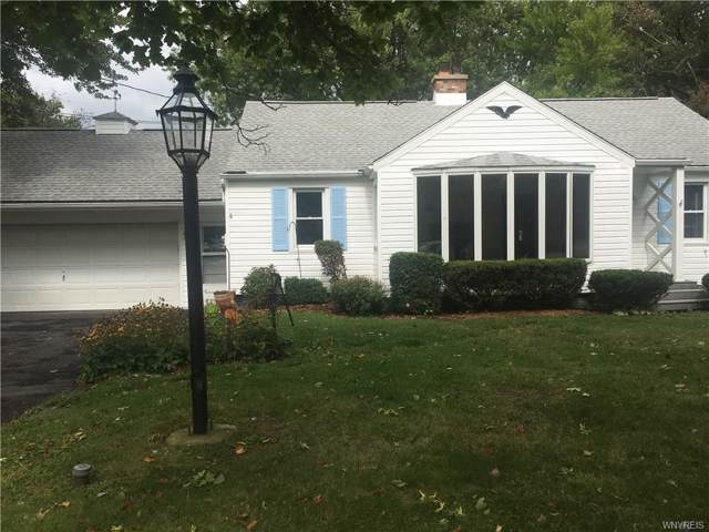 6616 Powers Road, Orchard Park, NY 14127 (MLS #B1225925) :: Updegraff Group