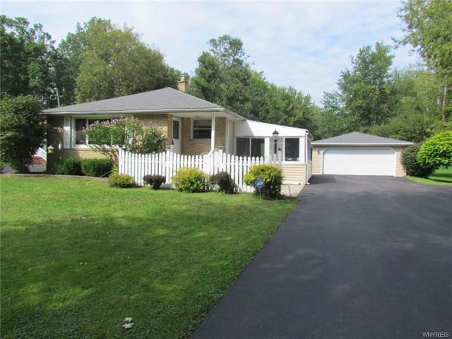 1040 N French Road, Amherst, NY 14228 (MLS #B1225980) :: BridgeView Real Estate Services