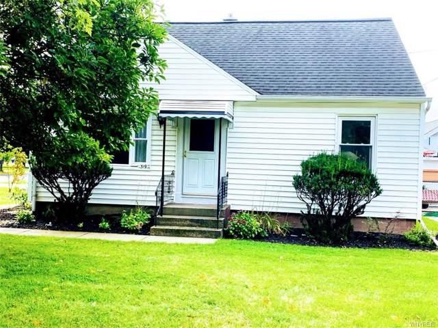 319 Indian Church Road, West Seneca, NY 14210 (MLS #B1226118) :: The Rich McCarron Team