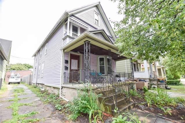 65 Baynes Street, Buffalo, NY 14213 (MLS #B1226288) :: Updegraff Group