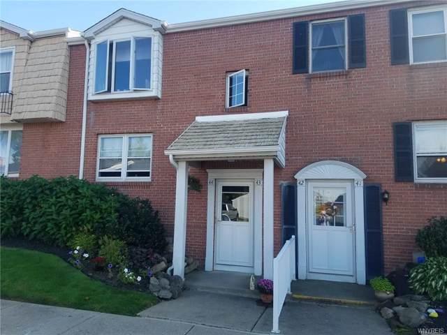 3905 Bowen Road #43, Lancaster, NY 14086 (MLS #B1226296) :: MyTown Realty