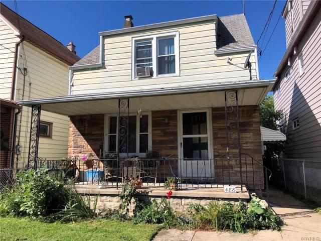 488 23rd Street, Niagara Falls, NY 14303 (MLS #B1226343) :: BridgeView Real Estate Services
