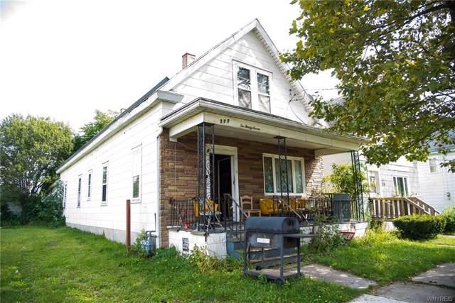 237 Titus Avenue, Buffalo, NY 14211 (MLS #B1226427) :: 716 Realty Group