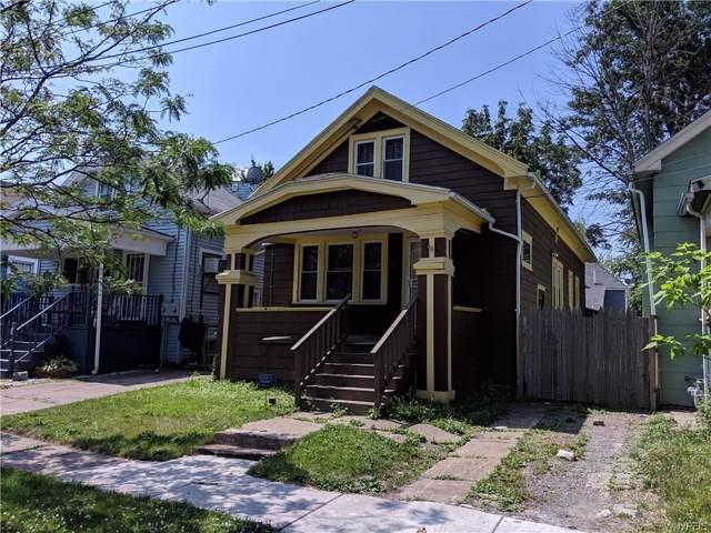 337 Crowley Avenue, Buffalo, NY 14207 (MLS #B1226429) :: The Glenn Advantage Team at Howard Hanna Real Estate Services