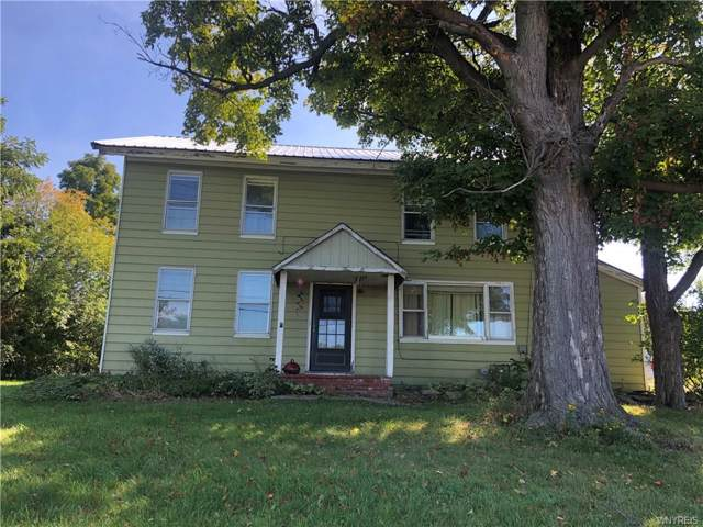 2435 State Route 19 N, Warsaw, NY 14569 (MLS #B1226504) :: MyTown Realty