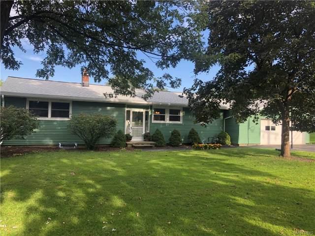 4919 Ledge Lane, Clarence, NY 14221 (MLS #B1226758) :: Updegraff Group