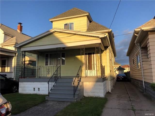 195 Barnard Street, Buffalo, NY 14206 (MLS #B1226773) :: 716 Realty Group