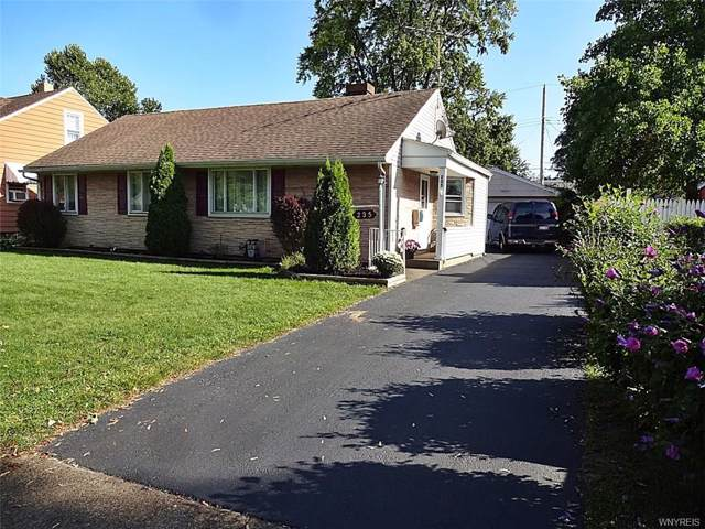 235 Oelkers Street, North Tonawanda, NY 14120 (MLS #B1227222) :: Updegraff Group