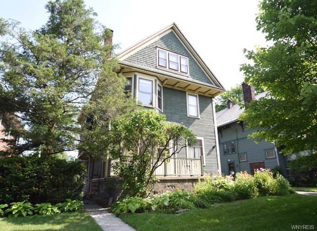 203 Huntington Avenue, Buffalo, NY 14214 (MLS #B1227310) :: MyTown Realty