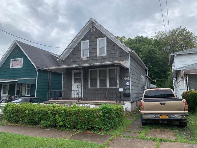 114 Wex Avenue, Buffalo, NY 14211 (MLS #B1227320) :: MyTown Realty