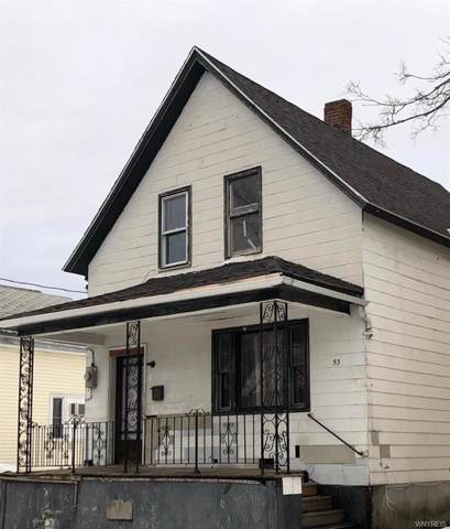 53 Gatchell Street, Buffalo, NY 14212 (MLS #B1227322) :: The CJ Lore Team | RE/MAX Hometown Choice