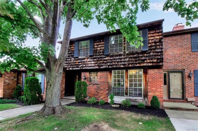93 Cimarand Drive, Amherst, NY 14221 (MLS #B1227438) :: The Glenn Advantage Team at Howard Hanna Real Estate Services