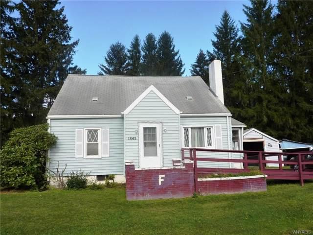 1845 Rt 305, Portville, NY 14770 (MLS #B1228156) :: The Glenn Advantage Team at Howard Hanna Real Estate Services