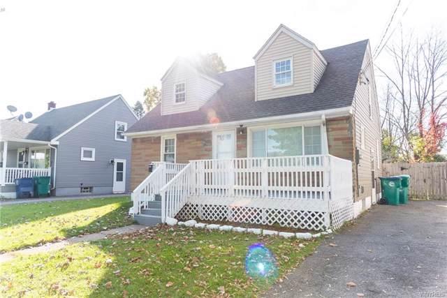 522 60th Street, Niagara Falls, NY 14304 (MLS #B1229504) :: The CJ Lore Team | RE/MAX Hometown Choice