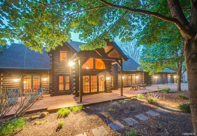 6 Greer Hill Drive, Ellicottville, NY 14731 (MLS #B1229629) :: The Chip Hodgkins Team