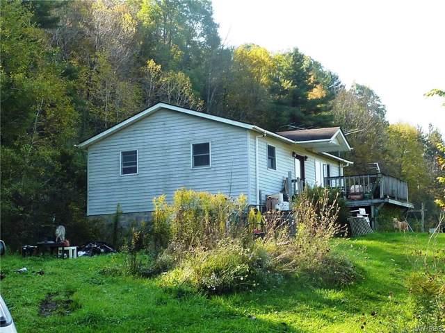 8393 County Road 1, Clarksville, NY 14739 (MLS #B1229671) :: The Glenn Advantage Team at Howard Hanna Real Estate Services