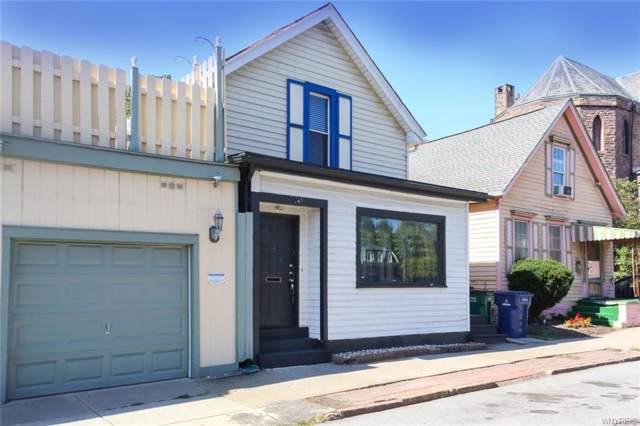 370 S Elmwood Ave, Buffalo, NY 14201 (MLS #B1230378) :: Robert PiazzaPalotto Sold Team