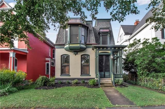 426 Prospect Avenue, Buffalo, NY 14201 (MLS #B1230382) :: BridgeView Real Estate Services