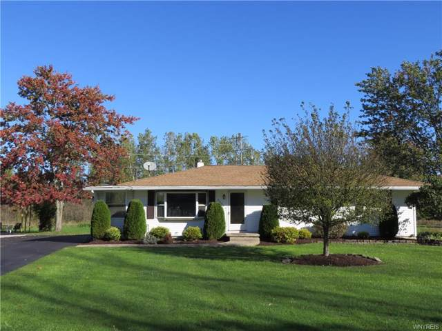 5601 Murphy Road, Lockport-Town, NY 14094 (MLS #B1230466) :: Robert PiazzaPalotto Sold Team