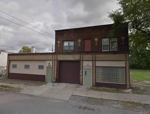 145 Ontario Street, Buffalo, NY 14207 (MLS #B1230580) :: The Glenn Advantage Team at Howard Hanna Real Estate Services