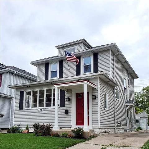 104 Taunton Place, Buffalo, NY 14216 (MLS #B1230630) :: The Glenn Advantage Team at Howard Hanna Real Estate Services