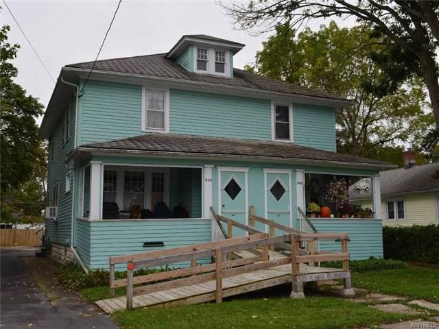 849 Ohio Street, North Tonawanda, NY 14120 (MLS #B1231057) :: Robert PiazzaPalotto Sold Team