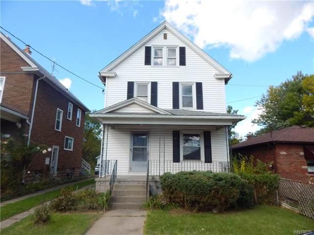 1208 Haeberle Avenue, Niagara Falls, NY 14301 (MLS #B1231647) :: The CJ Lore Team | RE/MAX Hometown Choice
