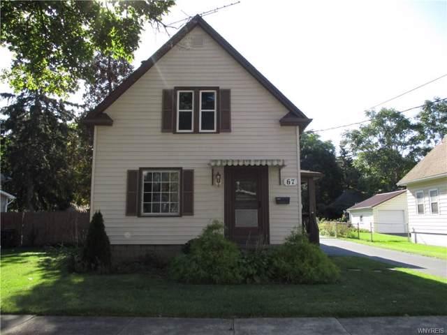 67 Ransom Street, North Tonawanda, NY 14120 (MLS #B1231664) :: Robert PiazzaPalotto Sold Team