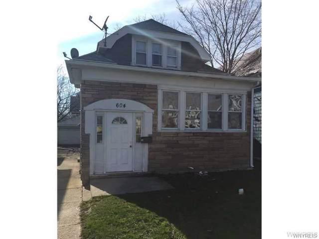 604 Eggert Road, Buffalo, NY 14215 (MLS #B1231680) :: 716 Realty Group