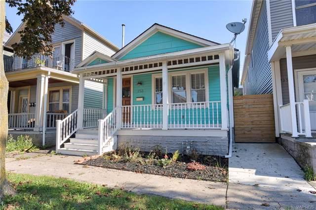 253 Whitney Place, Buffalo, NY 14201 (MLS #B1231723) :: The Glenn Advantage Team at Howard Hanna Real Estate Services