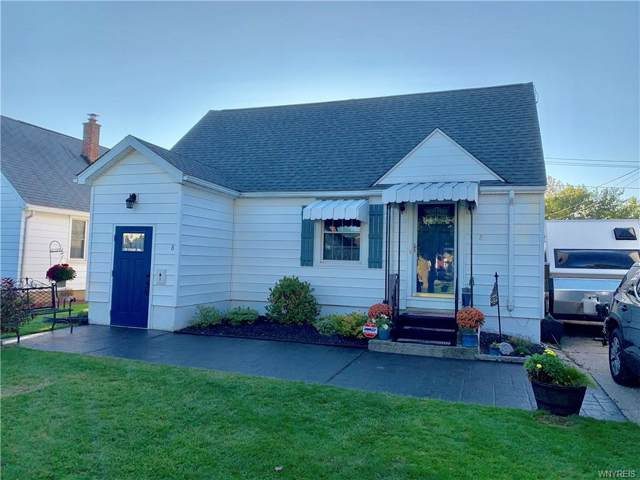 8 Coburg Street, Buffalo, NY 14216 (MLS #B1231821) :: The Glenn Advantage Team at Howard Hanna Real Estate Services