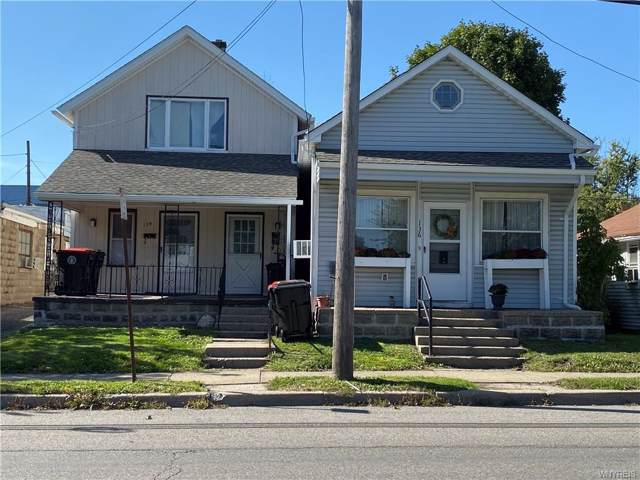 134 Central Avenue, Lancaster, NY 14086 (MLS #B1232160) :: 716 Realty Group