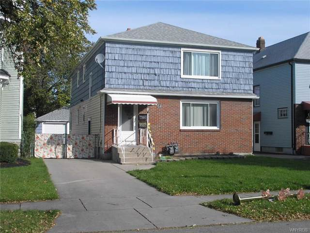 64 Rand Avenue, Buffalo, NY 14216 (MLS #B1232409) :: The Glenn Advantage Team at Howard Hanna Real Estate Services