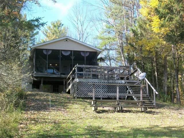 8354 Trail 7, Rushford, NY 14777 (MLS #B1232619) :: Robert PiazzaPalotto Sold Team