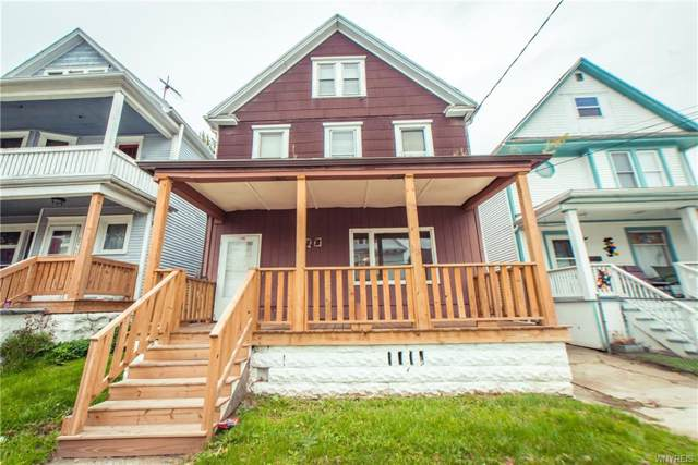 64 Duerstein Street, Buffalo, NY 14210 (MLS #B1232657) :: 716 Realty Group