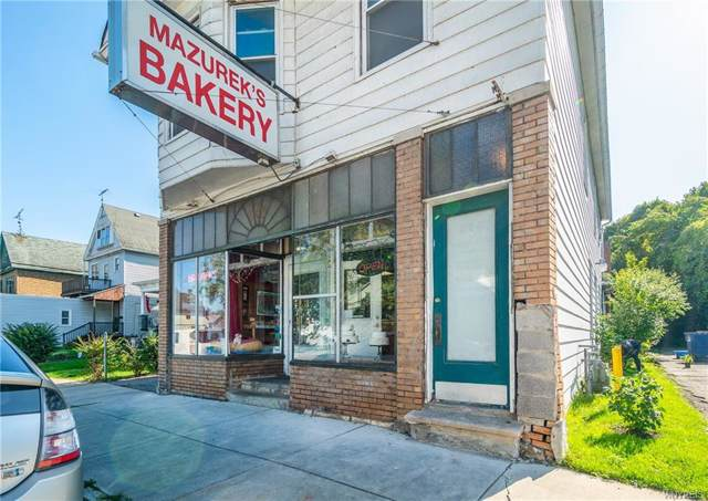543 S Park Avenue, Buffalo, NY 14204 (MLS #B1232720) :: Updegraff Group