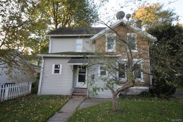 142 Park Avenue, Lockport-City, NY 14094 (MLS #B1232817) :: The CJ Lore Team | RE/MAX Hometown Choice